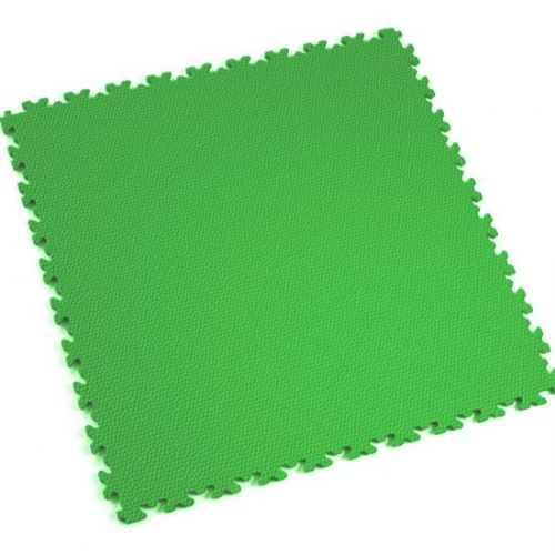 Light Green Snakeskin - Motolock Interlocking Floor Tile